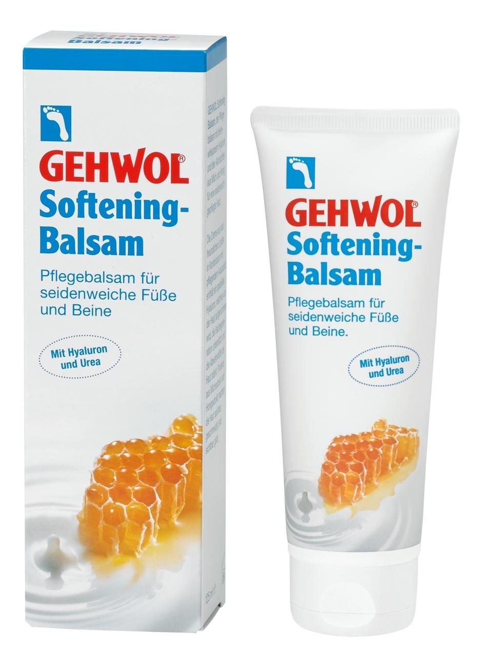Ухаживающий бальзам для ног Softening-Balsam: Бальзам 125мл