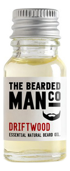 Масло для бороды с запахом иссушенного дерева Essential Natural Beard Oil Driftwood: 10мл