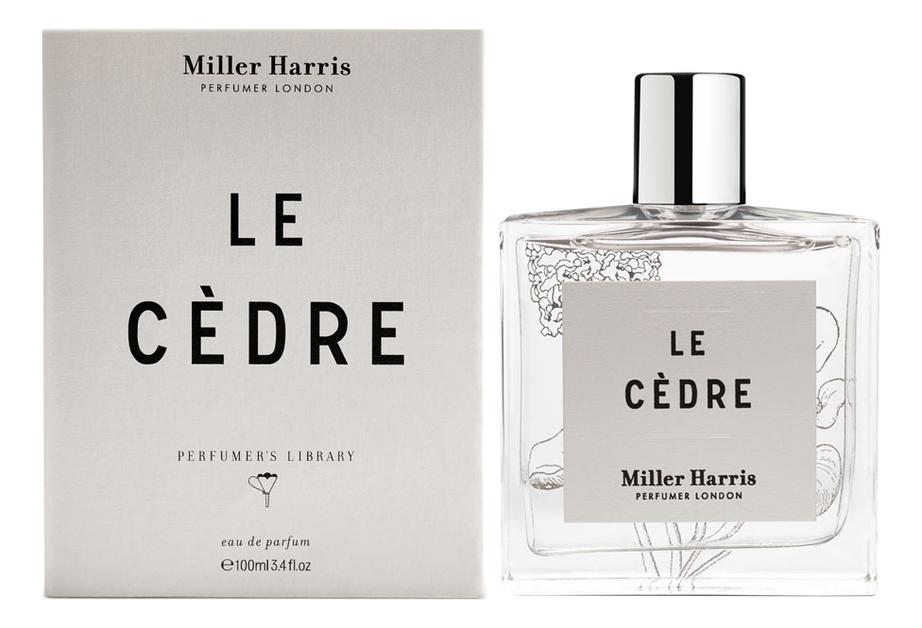 Miller Harris Le Cedre : парфюмерная вода 100мл nc ss harris harris solar energy systems design