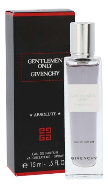 Givenchy Gentlemen Only Absolute: парфюмерная вода 15мл
