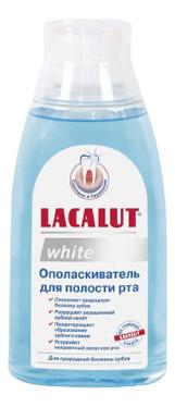 Ополаскиватель для полости рта White 300мл ополаскиватель для полости рта lacalut сенситив 300мл 666081