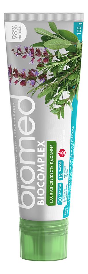 Зубная паста Biomed Biocomplex 100г