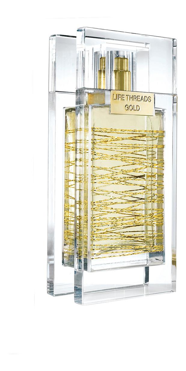 La Prairie Life Threads Gold: парфюмерная вода 50мл тестер la prairie life threads emerald туалетные духи тестер 50 мл