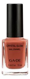 Лак для ногтей Crystal Glow Nail Enamel 13мл: 524 Bourbon Cream лак для ногтей ga de ga de ga022lwcdos0