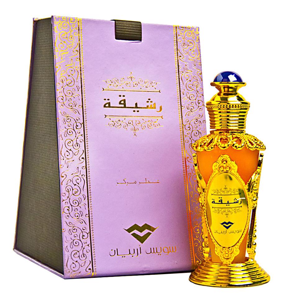 Swiss Arabian Rasheeqa: масляные духи 20мл swiss arabian azza масляные духи 1мл