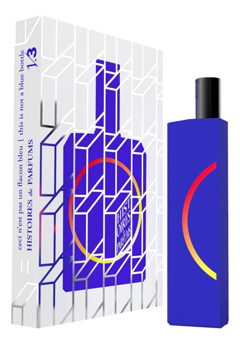 Histoires de Parfums This Is Not a Blue Bottle 1.3: парфюмерная вода 15мл