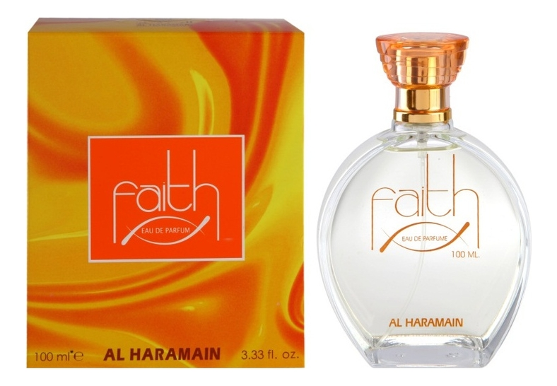 Al Haramain Perfumes Faith: парфюмерная вода 100мл al haramain perfumes rain dance pink парфюмерная вода 100мл