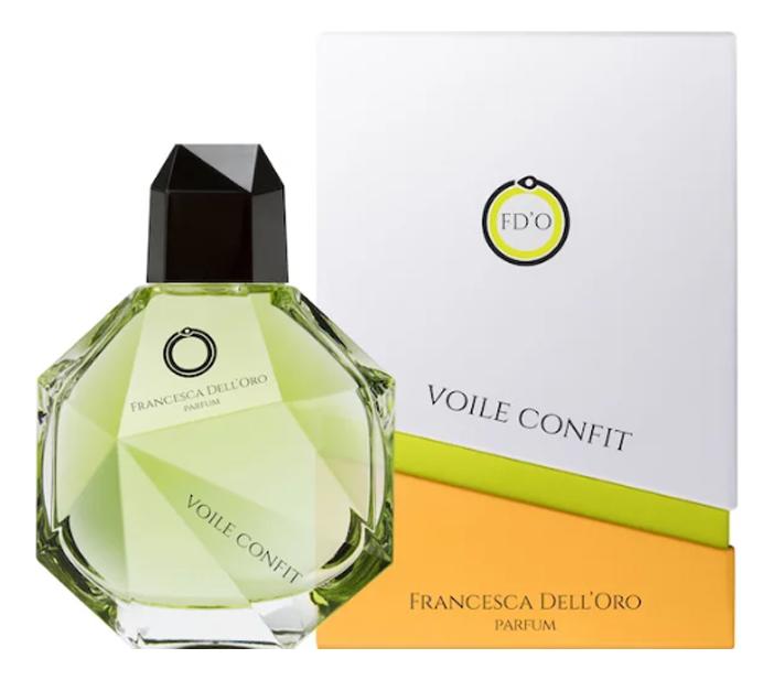 Francesca dell'Oro Voile Confit: парфюмерная вода 100мл сумка francesca peretti francesca peretti fr072bwinbb8