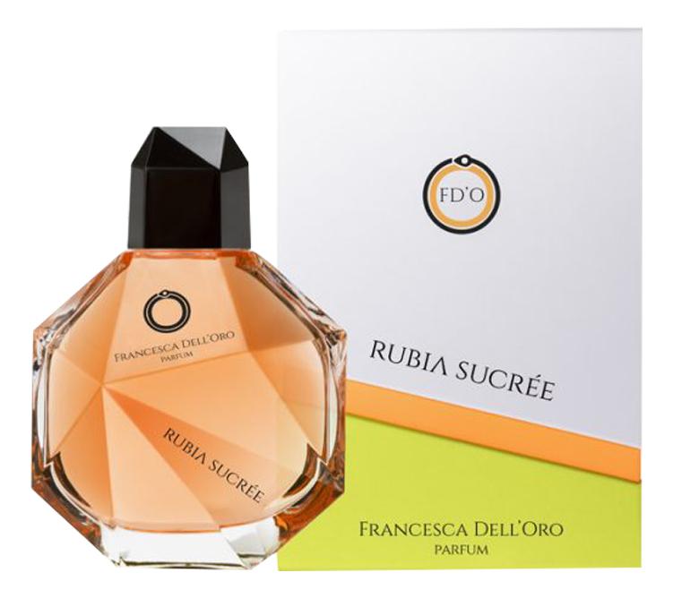 Francesca dell'Oro Rubia Sucree: парфюмерная вода 100мл сумка francesca peretti francesca peretti fr072bwinbb8
