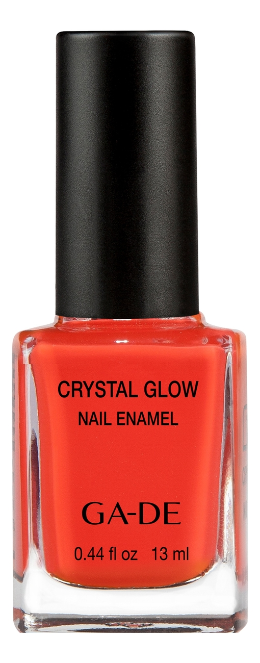 Лак для ногтей Crystal Glow Nail Enamel 13мл: 501 Tangerine Tango лак для ногтей ga de ga de ga022lwcdos0