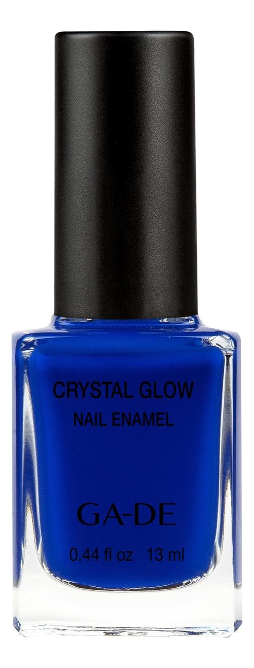 Лак для ногтей Crystal Glow Nail Enamel 13мл: 515 Cobalt Blue лак для ногтей ga de ga de ga022lwcdos0