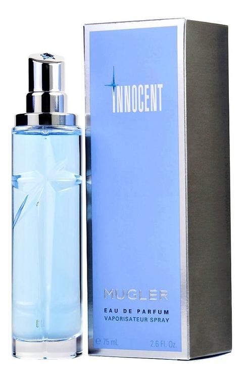Mugler Angel Innocent Eau De Parfum: парфюмерная вода 75мл mugler aura eau de parfum refill