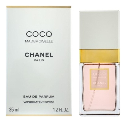 Chanel Coco Mademoiselle: парфюмерная вода 35мл chanel coco mademoiselle intense парфюмерная вода 50мл