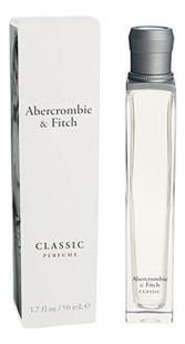 Abercrombie & Fitch Classic : парфюмерная вода 50мл