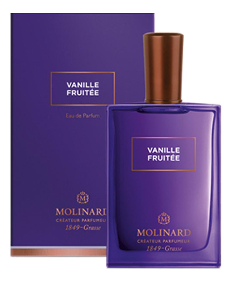 Molinard Vanille Fruitee Eau de Parfum: парфюмерная вода 75мл molinard figue eau de parfum
