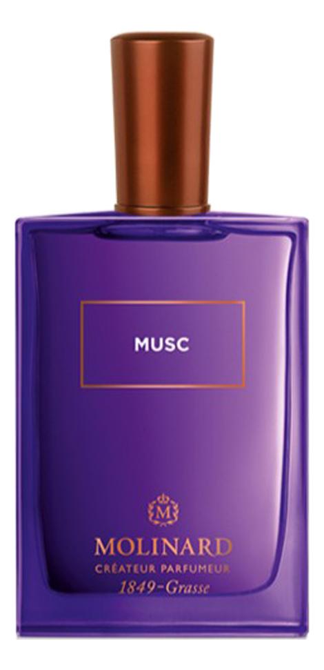 Molinard Musc Eau de Parfum: парфюмерная вода 75мл тестер molinard figue eau de parfum