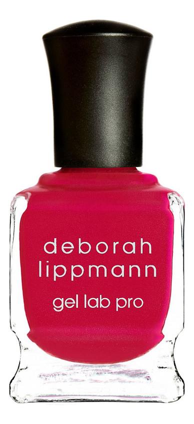 Лак для ногтей Gel Lab Pro Color 15мл: Great Balls Of Fire deborah lippmann gel lab pro color sea of love лак для ногтей 15 мл