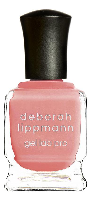 Лак для ногтей Gel Lab Pro Color 15мл: Happy Days deborah lippmann gel lab pro color sea of love лак для ногтей 15 мл