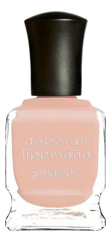Лак для ногтей Gel Lab Pro Color 15мл: Peaches & Cream deborah lippmann gel lab pro color sea of love лак для ногтей 15 мл
