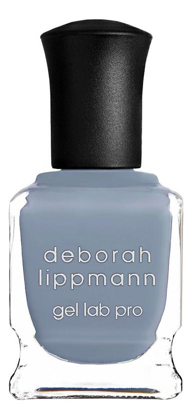 Лак для ногтей Gel Lab Pro Color 15мл: Sea Of Love deborah lippmann gel lab pro color sea of love лак для ногтей 15 мл