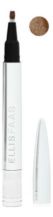 Тональное средство-консилер Skin Concealer 2,5мл: S208 Dark тональное средство консилер skin concealer 2 5мл s205 medium tan
