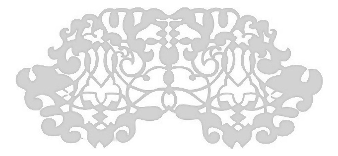 Наклейка для лица Nouveau Mask : White sexy white delicate sheer lace lingerie set