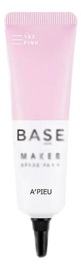 База под макияж Base Maker Bboyan : SPF30 PA++ 103 Pink