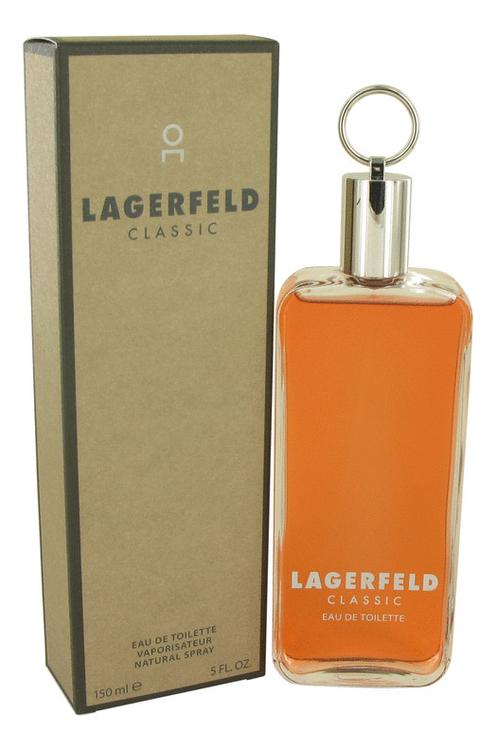 Karl Lagerfeld Lagerfeld Classic: туалетная вода 150мл бейсболка karl lagerfeld karl lagerfeld ka025cmehwr4