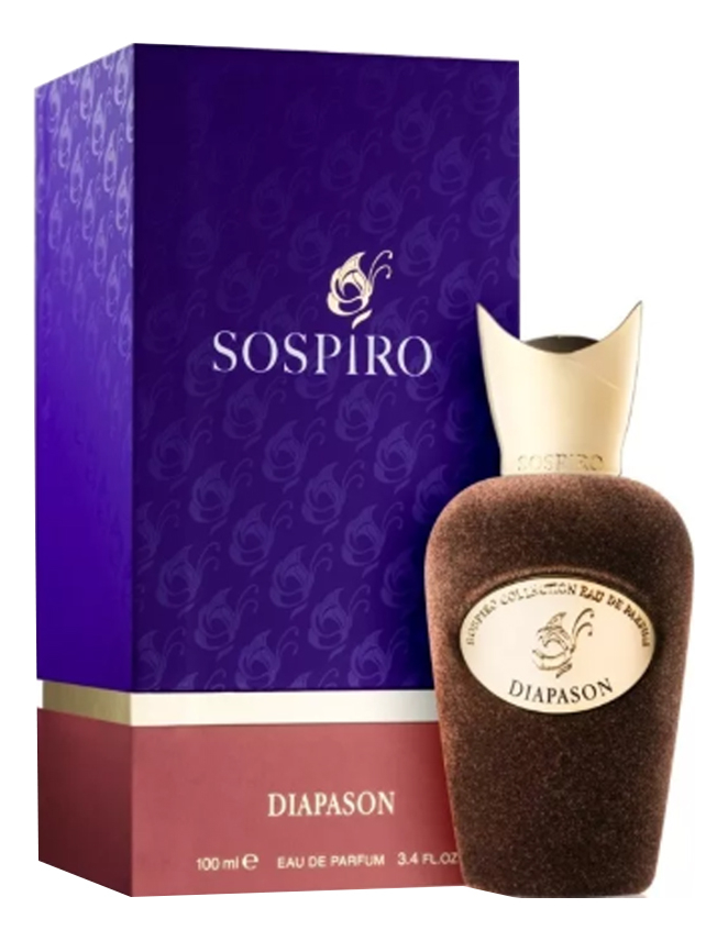 Xerjoff Sospiro Diapason: парфюмерная вода 100мл xerjoff ouverture парфюмерная вода 100мл