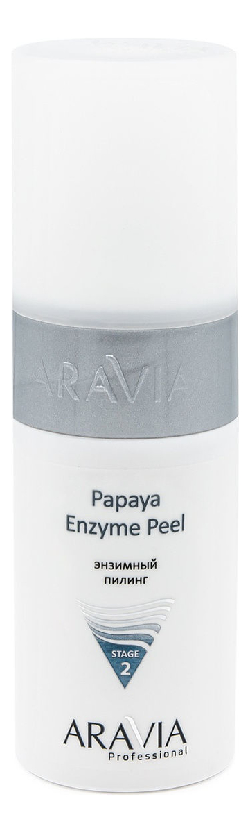 Энзимный пилинг для лица Professional Papaya Enzyme Peel Stage 2 150мл aravia professional papaya enzyme peel энзимный пилинг 150 мл