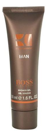 Hugo Boss Boss Orange For Men: гель для душа 50мл