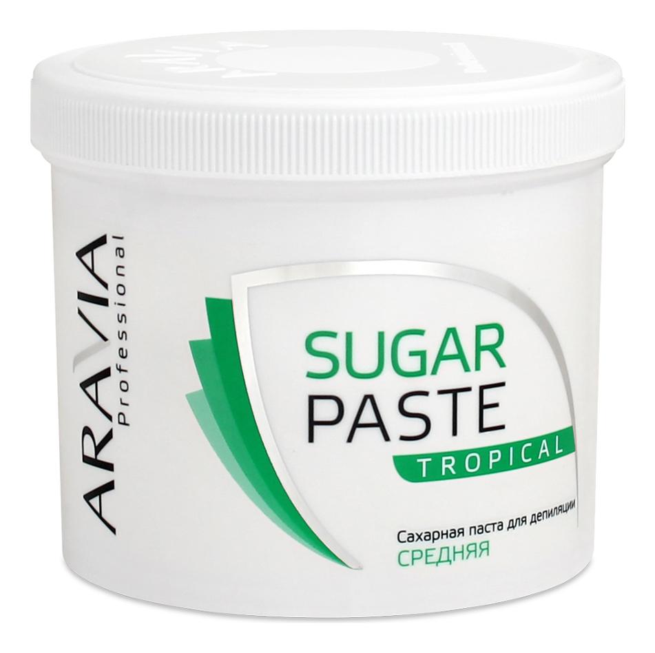Сахарная паста для шугаринга Тропическая Professional Sugar Paste Tropical 750г