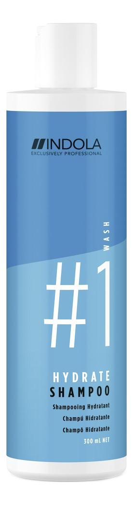 Увлажняющий шампунь Innova Hydrate Shampoo: Шампунь 300мл шампунь коллагеновый kativa