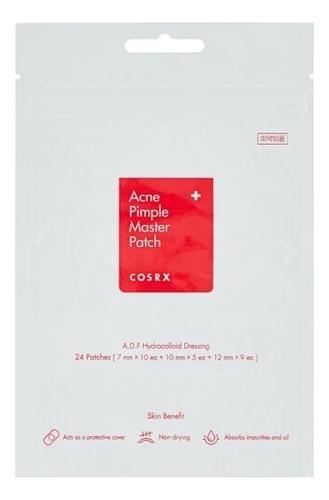 Патчи для проблемной кожи лица Acne Pimple Master Patch 24шт