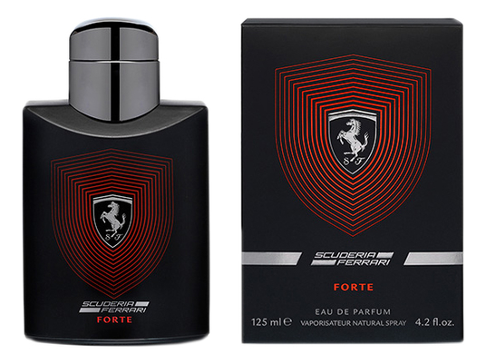 Фото - Ferrari Scuderia Ferrari Forte: парфюмерная вода 125мл puma ferrari polo