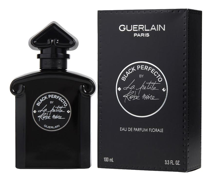 Guerlain Black Perfecto By La Petite Robe Noire : парфюмерная вода 100мл guerlain la petite robe noire shower gel