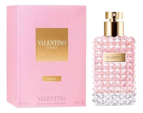 Valentino Donna Acqua Valentino: туалетная вода 100мл valentino бюстгальтер