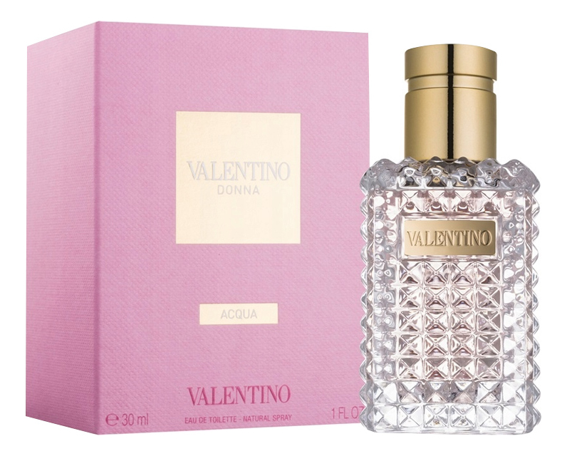Valentino Donna Acqua Valentino: туалетная вода 30мл valentino бюстгальтер