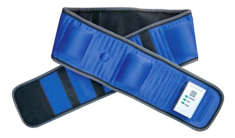 Массажный пояс для похудения ZET-754 пояс для похудения sport elite rj1001