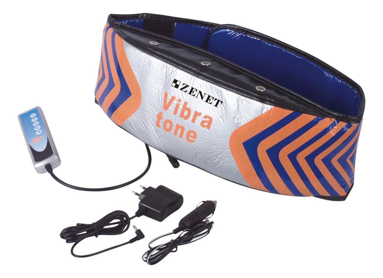 Массажный пояс для похудения ZET-752 пояс для похудения sport elite rj1001