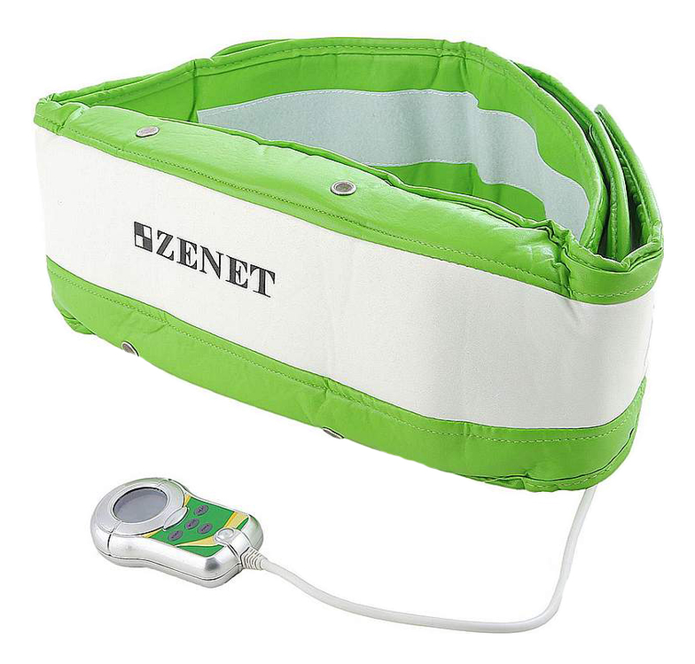 Массажный пояс для похудения ZET-750 пояс для похудения sport elite rj1001