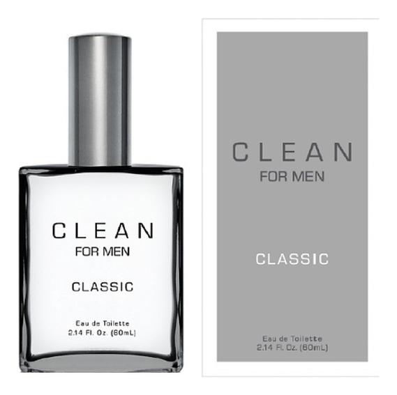 Clean Classic for Men: туалетная вода 60мл