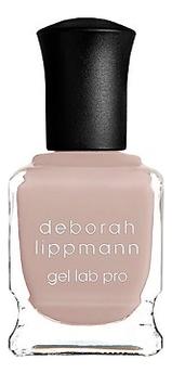 Лак для ногтей Gel Lab Pro Color 15мл: I'm Too Sexy deborah lippmann gel lab pro color sea of love лак для ногтей 15 мл