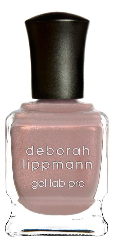 Лак для ногтей Gel Lab Pro Color 15мл: Sandcastle Disco deborah lippmann gel lab pro color sea of love лак для ногтей 15 мл