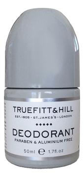 Шариковый дезодорант Gentelmen s Deodorant 50мл роликовый дезодорант нюкс боди long lasting deodorant 50мл