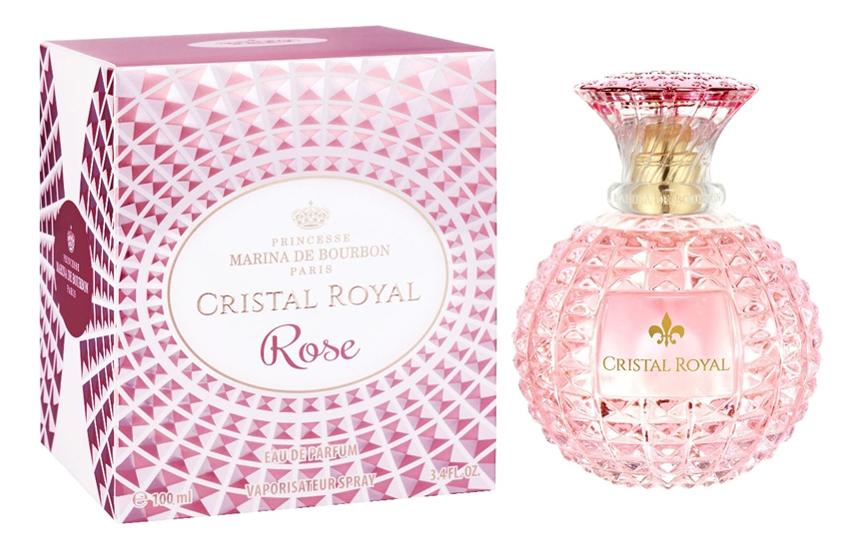 Princesse Marina de Bourbon Cristal Royal Rose: парфюмерная вода 100мл блуза persona by marina rinaldi persona by marina rinaldi pe025ewdocu9