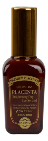 Сыворотка для век антивозрастная Premium Placenta Brightening Day Eye Serum 50мл