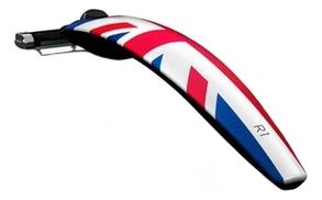 Бритва R1 Gillette Mach3 (Union Jack) подарочный набор bolin webb r1 бритва r1 union jack подставка r1