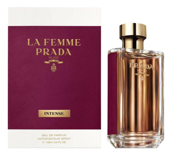 Prada La Femme Prada Intense : парфюмерная вода 100мл prada prada intense туалетные духи тестер 50 мл
