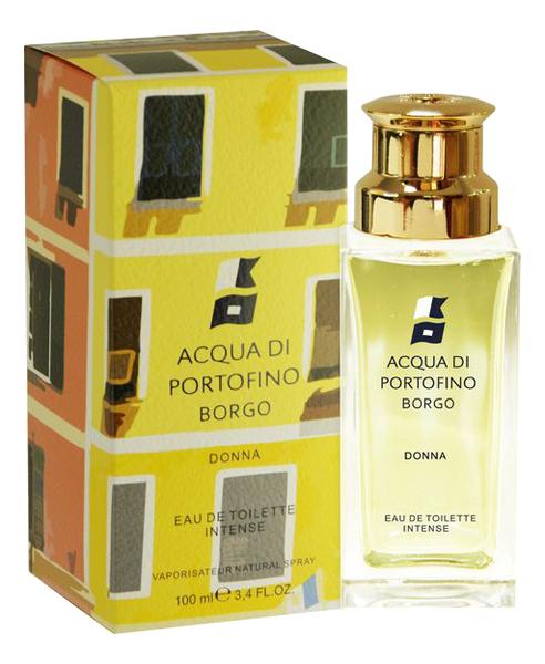 Acqua Di Portofino Borgo Donna: туалетная вода 100мл blumarine bellissima acqua di primavera туалетная вода тестер 50 мл